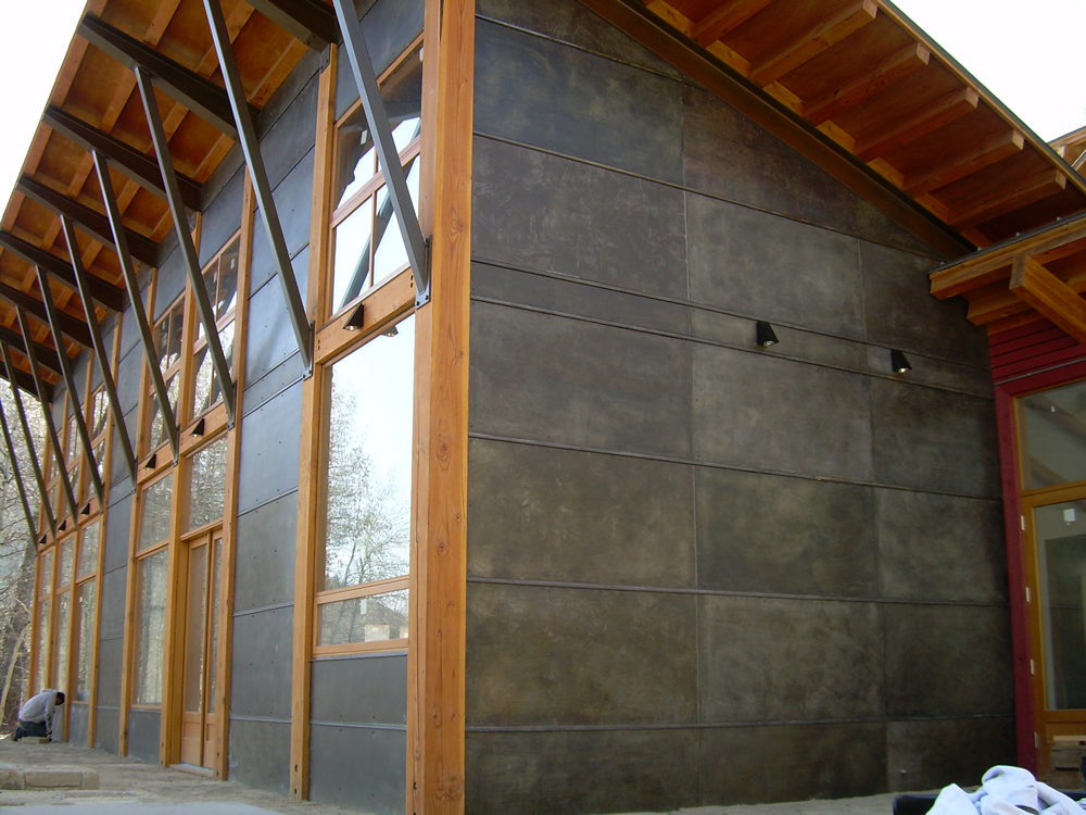how to cut corrugated steel siding