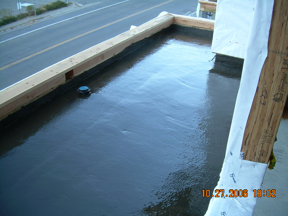 Liquid Applied Professional Roofing