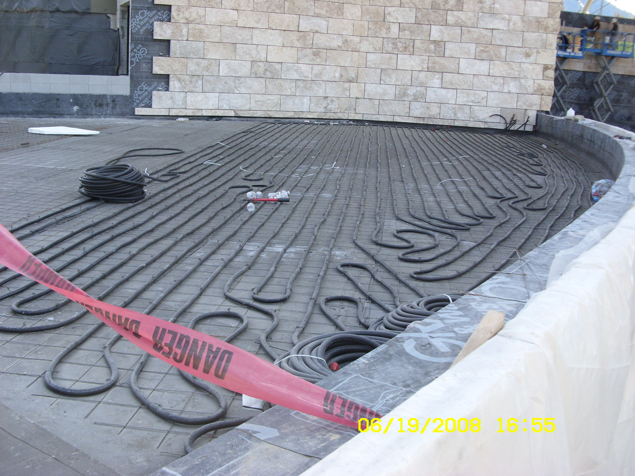 Epdm Decks Professional Roofing