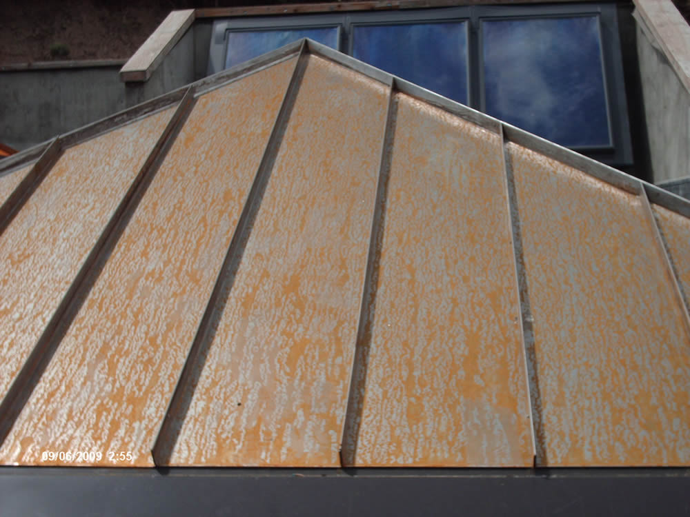 Patinas Professional Roofing